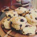 vegan scones made daily